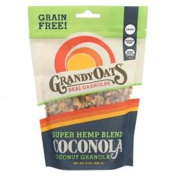 Grandy Oats Organic Granola...