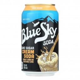 Blue Sky - Natural Soda -...