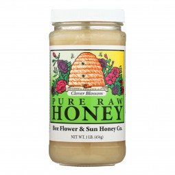 Bee Flower And Sun Honey -...