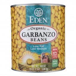 Eden Foods Organic Garbanzo...