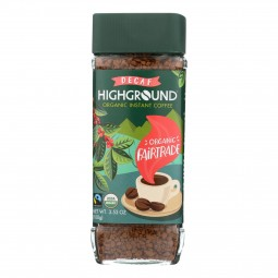 Highground - Coffee Decaf...