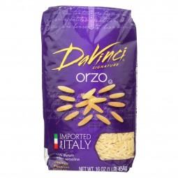 Davinci - Orzo Pasta - Case...