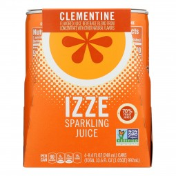 Izze - Can Sparkling...