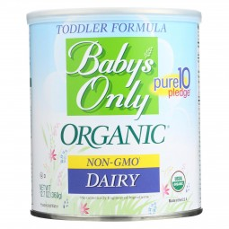Baby's Only Organic Dairy...