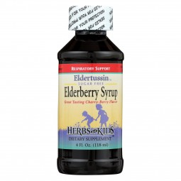 Herbs For Kids Eldertussin...