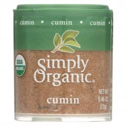 Simply Organic Cumin Seed -...