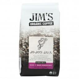 Jim's Organic Coffee -...