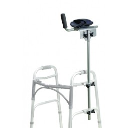 Walker-crutch Platform...