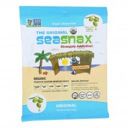 Seasnax Organic Premium...