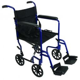 Aluminum Transport Chair W-...