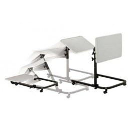 Overbed Table Pivot And...