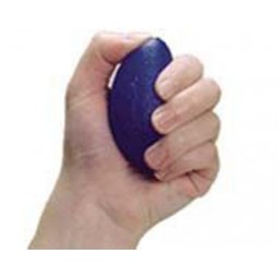 Hand Eggsercizer-firm (plum)