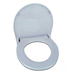 Commode Seat & Lid...