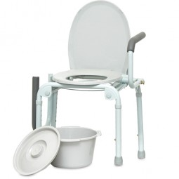 Commode  Drop Arm