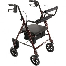 Combination Red Rollator &...