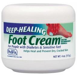 Deep Healing Foot Cream 4oz...