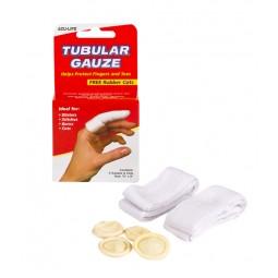 Tubular Gauze With Finger Cots