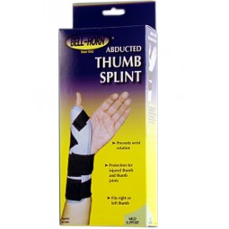 Abducted Thumb Splint...