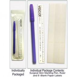 Skin Marking Pen W- 9...
