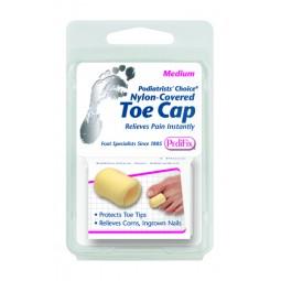 Nylon Covered Toe Cap...