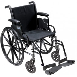 K3 Wheelchair Ltwt 20  Wdda...
