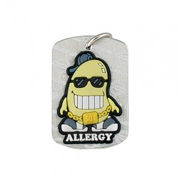 Allermates Dog Tags Soy...