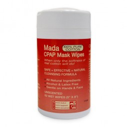 Cpap Mask Wipes  Mada...