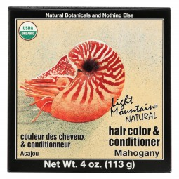 Light Mountain Hair Color -...