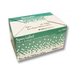 Specialist Plaster Bandages...
