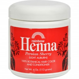 Rainbow Research Henna Hair...
