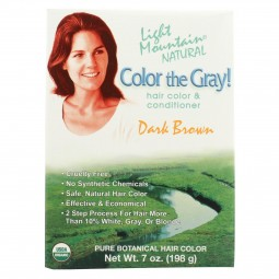 Light Mountain Hair Color -...