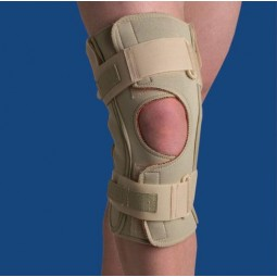 Hinged Knee Wrap Dual Pivot...