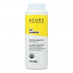 Acure - Shampoo - Dry - 1.7 Oz