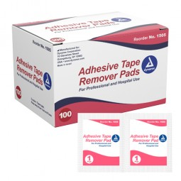 Adhesive Tape Remover Pads...