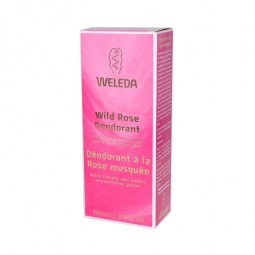 Weleda Deodorant Wild Rose...