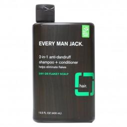 Every Man Jack Shampoo -...