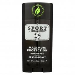 Herban Cowboy Deodorant -...