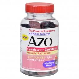 Azo Cranberry Gummies - 72...