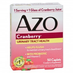 Azo Cranberry Caps - 50...