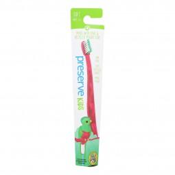 Preserve Kids' Toothbrush-...