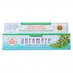 Auromere Toothpaste - Fresh...
