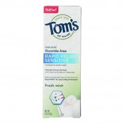 Tom's Of Maine Rapid Relief...