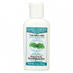 Eco-dent Toothpowder Tartar...