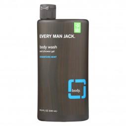 Every Man Jack Body Wash -...