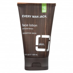 Every Man Jack Face Lotion...