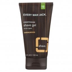 Every Man Jack Shave Gel -...