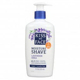 Kiss My Face Moisture Shave...