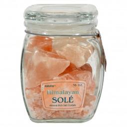 Himalayan Salt Sole Salt...