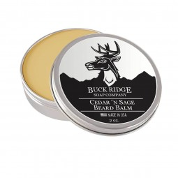 Cedar & Sage Beard Balm