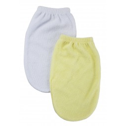 Washcloth Mitt - 2 Pc Set